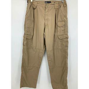 511 Tactical mens pants khaki work uniforms